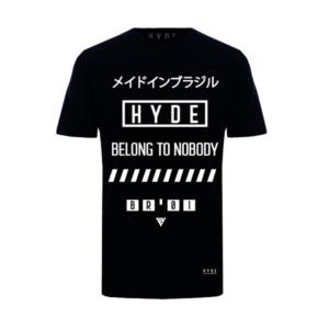 Camiseta Urban Live - NoBody