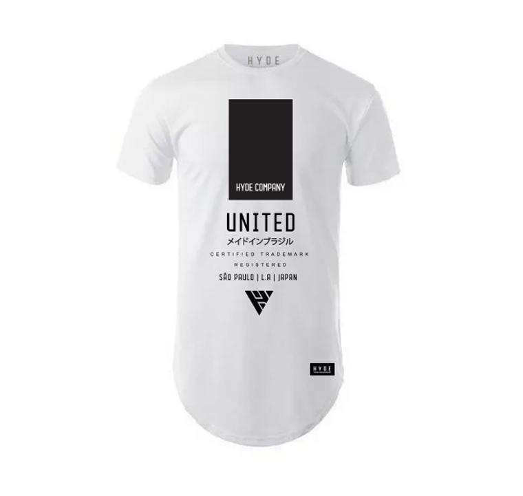 Camiseta Hyde - United