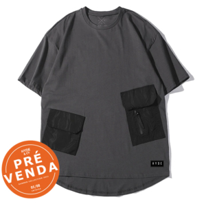 Camiseta Hyde - Pocket Crazy - Oversize