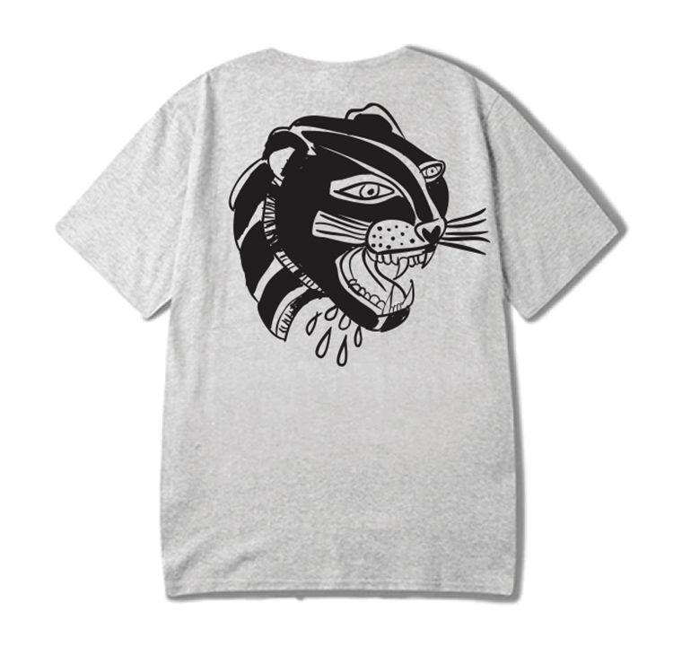 Camiseta Hyde - Tiger Oversize