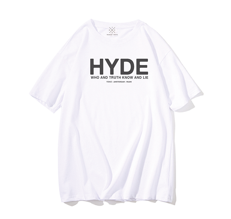 Camiseta Hyde - Truth Branca