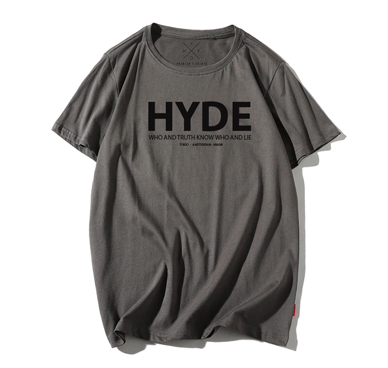 Camiseta Hyde - Truth Kaki