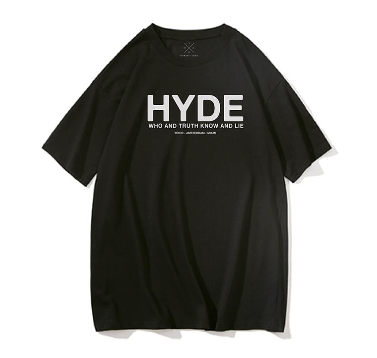 Camiseta Hyde - Truth Preta
