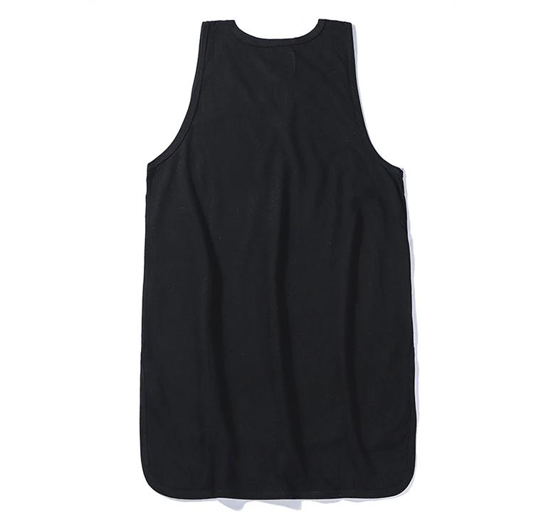 Camiseta Hyde - Regata Long - Oversized